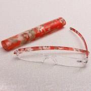 MyXL Leesbril Zonder Montuur Plus Brillenkoker