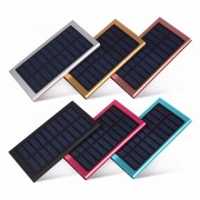Baterie externa Escalate, Reincarcare solara, Universala, 2XUSB, 10.000 mAh, G1