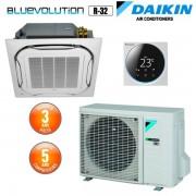 DAIKIN Climatiseur Cassette Daikin FCAG35A + RXM35M