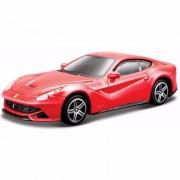 Bburago Speelgoedauto Ferrari F12 Berlinetta rood 1:43