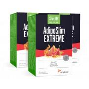 Sensilab SlimJOY AdipoSlim Extreme 1+2 GRATIS Neue Kraftformel Bauchfett effektiv verbrennen 3-Monats-Programm 3x 30 Kapseln Sensilab