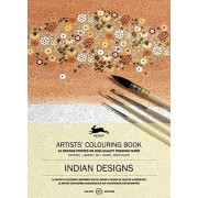 Pepin Press Indian Designs: Artists' Colouring Book (Artists' Colouring Books)