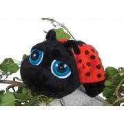 """Bright Eyes Bugz Ladybug 10"""" by The Petting Zoo"""