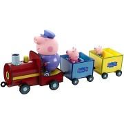 Peppa Pig - Vonat + 3 figura