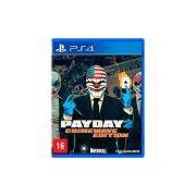 Game - Payday 2: Crimewave Edition - PS4