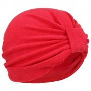 Fashy Turbante Sauna Tessuto a Spugna by Fashy in rosso, Gr. One Size