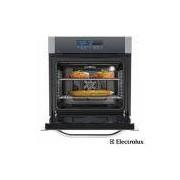Forno Elétrico de Embutir Electrolux Inox OE8TX 220V 53801TBA289