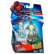 Amazing SpiderMan Movie 3.75 Inch Action Figure InvisiSkin Lizard Water Blast... by Hasbro