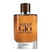 Acqua di giò absolu eau de parfum para homem 125ml - Giorgio Armani