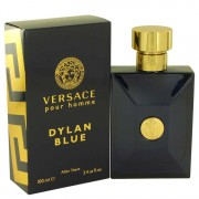 Versace Pour Homme Dylan Blue After Shave Lotion 3.4 oz / 100.55 mL Men's Fragrances 539361