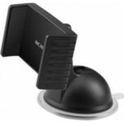 Suport auto magnetic Acme cu ventuza PM2204 pentru smartphone Black