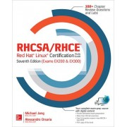 RHCSA/RHCE Red Hat Linux Certification Study Guide (Exams Ex200 & Ex300)