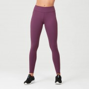 Myprotein Power Leggings - Mulberry - S - Mulberry