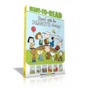 Read with the Peanuts Gang: Time for School, Charlie Brown; Make a Trade, Charlie Brown!; Peppermint Patty Goes to Camp; Lucy Knows Best; Linus Ge, Paperback