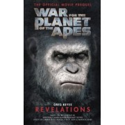 War for the Planet of the Apes: Revelations, Paperback