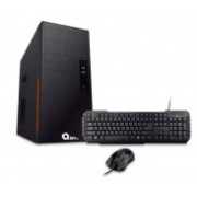 Computadora Kit Qian Mini Duan Q1002, Intel Celeron G3930 2.90GHz, 4GB, 500 GB, FreeDOS + Teclado/Mouse