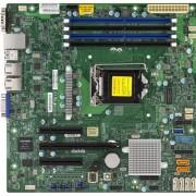 Placa de baza pentru servere supermicro X11SSL-F-O BOX (MBD-X11SSL-F-O)