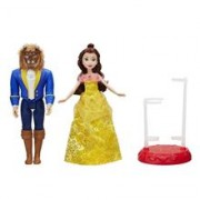 Set Papusi DPR Belle & The Beast Enchanted Ballroom