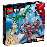 LEGO Super Heroes, Vehiculul lui Spider-Man 76114