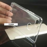 Калъф за Huawei P9 Lite силиконов гръб прозрачен