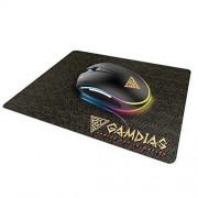 Оптична геймърска мишка GAMDIAS ZEUS E1 RGB Combo