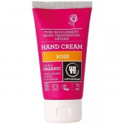 Urtekram Crème mains Douceur 75ml - Rose de Damas