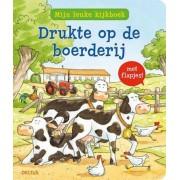 Deltas Boek Mijn Leuke Kijkboek Drukte Op De Boerderij