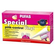 Tapéta ragasztó pink kontrollal selyem tapétához, nagy doboz
