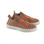 Chaaya Canvas-Sneakers, 39 - Koralle