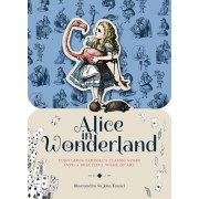 Paperscapes: Alice in Wonderland. Turn Lewis Carroll's classic story into a beautiful work of art, Hardback/***