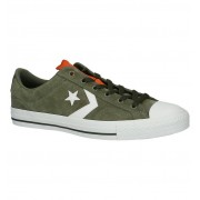 Converse Star Player OX Groene Sneakers