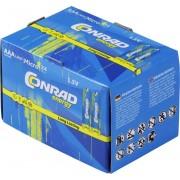 Set 24 baterii alcaline AAA Conrad energy