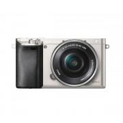 Sony Alpha a6000 (ILCE-6000LS) + 16-50 mm (srebrny)