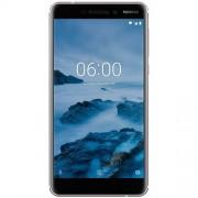"""Smart telefon Nokia 6.1 DS Beli 5.5""""FHD IPS, OC 2.2GHz/3GB/32GB/16&8Mpix/4G/Android 8.1"""