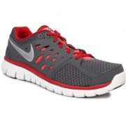 Nike Men's Flex 2013 Rn Gray Sports Shoes