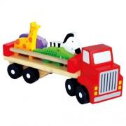 Jucarie Bino Camion cu animale
