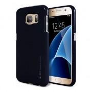Husa Apple iPhone 11 - Goospery TPU i-Jelly Metal Case Black