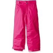 Columbia Starchaser Peak II Pantalón para niña, Rosa frío, Medium