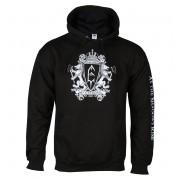 sweat-shirt avec capuche pour hommes Emperor - AS THE SHADOWS RISE - PLASTIC HEAD - PH11635HSW