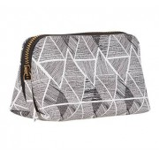 House Doctor Make-up kosmetická taška Graphic Trojúhelníky
