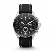 Часовник FOSSIL - Decker CH2573IE Black/Silver/Steel