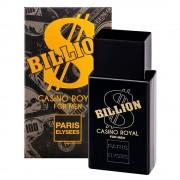Eau de Toilette Billion Casino Royal Paris Elysees For Men 100ml