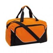 Geanta sport Jordan Orange