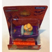 Fisher Price Disney Little People Wheelies - Cinderella - Halloween