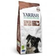 Hrana uscata Bio pentru caini Senior cu carne de pui, 10kg, Yarrah