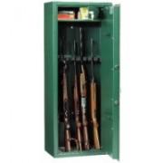 Skriňa na zbrane WF140E5 El zelená PREMIUM