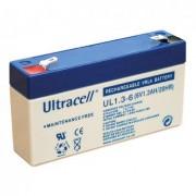 Akumulator Ultracell SLA 6V 1.3Ah