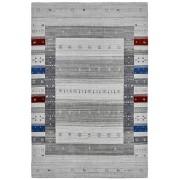 Covor Decorino Allure, oriental & clasic, lana/vascoza, C16-256701, 140 x 200 cm, Gri