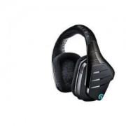 Logitech Słuchawki z mikrofonem Logitech Artemis Spectrum G933 bezprzewodowe czarne
