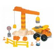 Écoiffier joc de construit pentru copii Abrick set constructori 3190